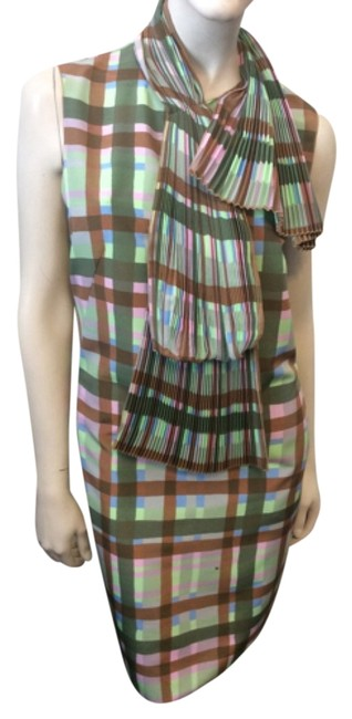 Missoni short dress Multicolor on Tradesy Image 0