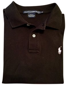 Ralph Lauren Polo Button Down Shirt Black