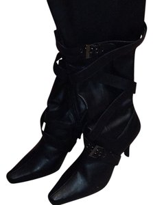 Candie's Blac Boots
