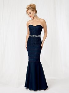 Caterina Navy Style #8003 Dress