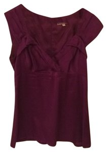 Nanette Lepore Top Purple Top