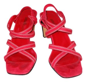 AMALFI RED Sandals