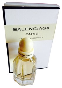 Balenciaga BALENCIAGA PARIS miniature Eau de perfum 0.25 fl oz 7.5 ml new on the box