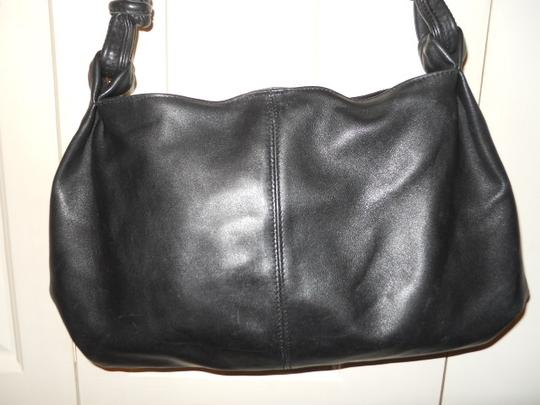 Marco Buggiani Leather Hobo Bag
