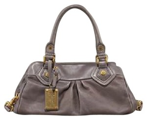 Marc by Marc Jacobs Grovee Classic Q Satchel in gray