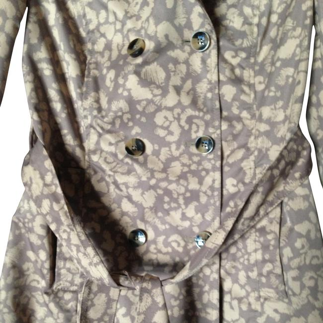 Item - Leopard Muted Tan/Purple Daughters Of The Liberation Coat Size 4 (S)