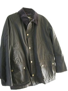 Barbour Men's Ashby Green Jacket