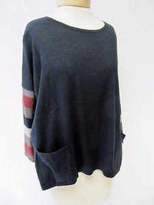 Autumn Cashmere Multi Sweater