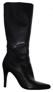 Nine West Leather High black Boots