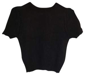 Opening Ceremony Mohair Crop Crop See Through Sweater