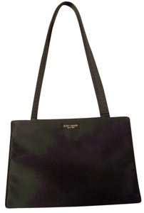 Kate Spade Handbag New York Tote Satin Sam Nylon Baguette