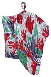 T-Bags Los Angeles Vatp3904 Top Multi red green purple white