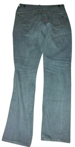 Levi's 511 Gray Grey Skinny Jeans-Light Wash