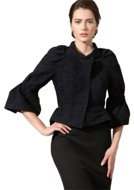 Preload https://img-static.tradesy.com/item/7538845/zac-posen-blac-plisse-cocktail-jacket-blazer-size-2-xs-0-1-650-650.jpg