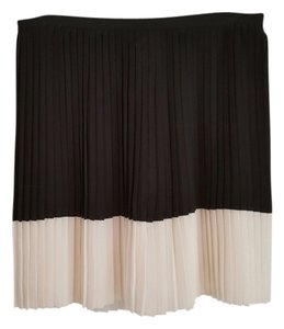 Vince Camuto Skirt Black/White