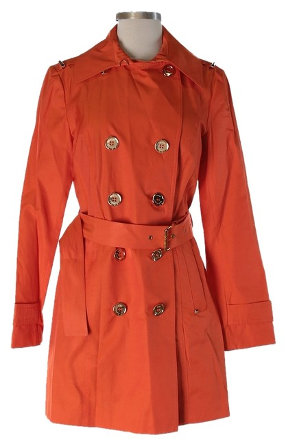 Item - Orange Coat Size 6 (S)