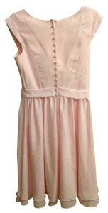 For Him and For Her Bridesmaid Pink Victorian Pretty Dress