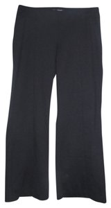 INC International Concepts Stretchy Boot Cut Pants Black