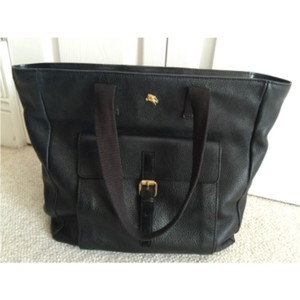 Burberry London Tote in Black