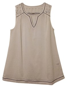 J.Crew Embroidered V-neck Casual Tunic