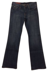 J.Crew Stretchy Boot Cut Jeans-Medium Wash