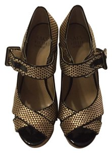 Saks Fifth Avenue Wedges