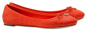 Tory Burch Orange Flats