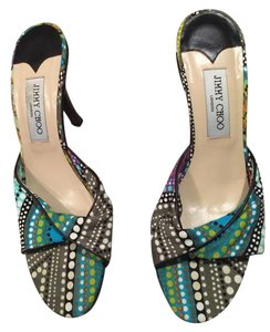 Jimmy Choo Multi Sandals