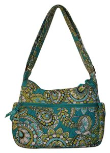 Vera Bradley Peacock Shoulder Bag