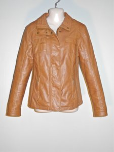 Collezione Brown Leather Jacket