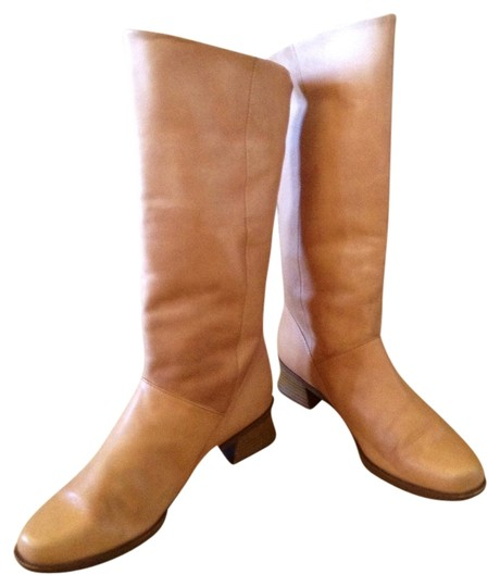 Markon 8 1.2 Peter Pan Leather Slouch Buttery Coachella Vintage natural Boots
