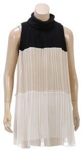 Robert Rodriguez short dress Black and Cream on Tradesy