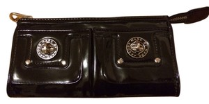 Marc by Marc Jacobs Marc By Marc Jacobs Totally Turnlock Patent Zip Wallet