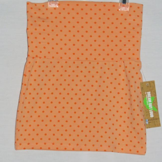 Dream out loud by Selena Gomez Mini Skirt Orange