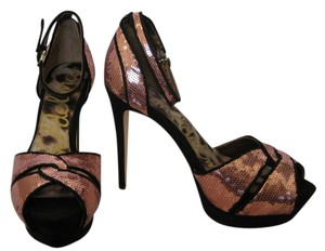 Sam Edelman Paisley Rose Wedges