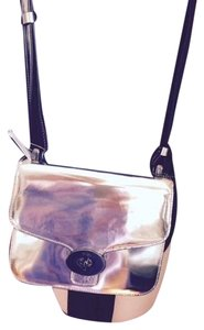 Coach Mirror Leather Shoulder Bag