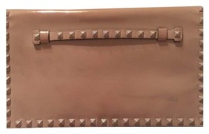 Valentino Tan Clutch