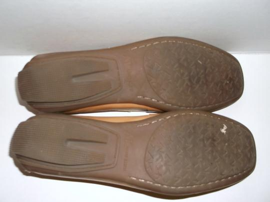 Anne Klein Brown Flats
