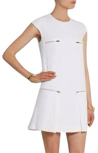 Stella McCartney Gisella Stretch Crepe Mini Dress