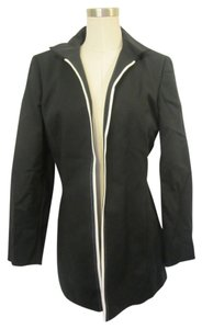 Ellen Tracy Navy, White Blazer