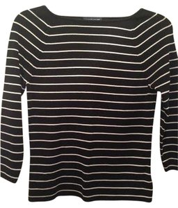 Ann Taylor Pin Stripe Pullover Sweater