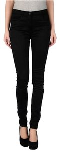 T by Alexander Wang Skinny Skinny Pants Black
