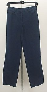 Worth Blue Dungaree Two Front Pocket Womens B50 Boot Cut Jeans