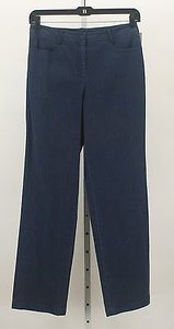Worth Blue Dungaree Pocket X Womens B177 Boot Cut Jeans