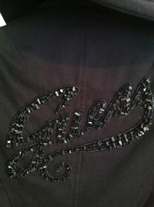 Guess Hood Beaded BLACK Jacket