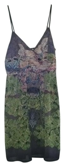 Grey Flowy Floral Dress 45% Off #7552384 - Casual Dresses (Short) outlet