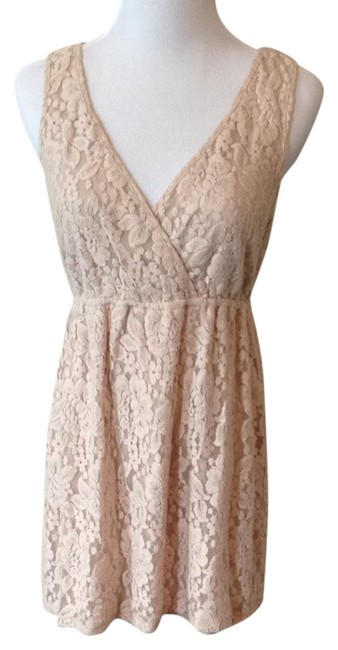 Forever 21 Top Nude/light Pink