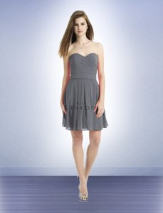 Bill Levkoff Pewter Style # 719 Dress