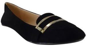 Qupid Black Flats