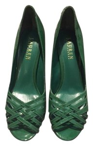 1caefa34c54 Women s Green Ralph Lauren Shoes - Up to 90% off at Tradesy